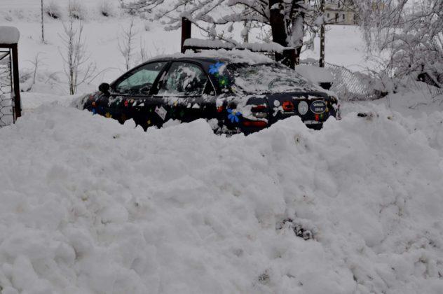 Zima w Bieszczadach 5 632x420 - Zima w Bieszczadach