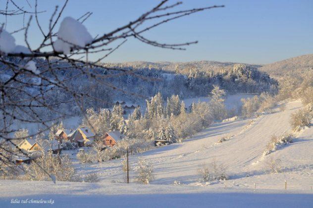 Zima w Bieszczadach 7 632x420 - Zima w Bieszczadach