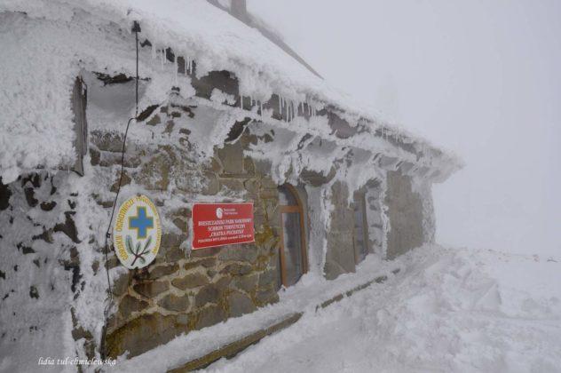 Zima w Bieszczadach 9 632x420 - Zima w Bieszczadach