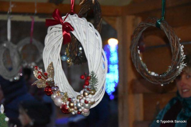 jarmark adwentowy 14 630x420 - Magia świąt Bożego Narodzenia - trwa Jarmark Adwentowy na sanockim Rynku FOTORELACJA