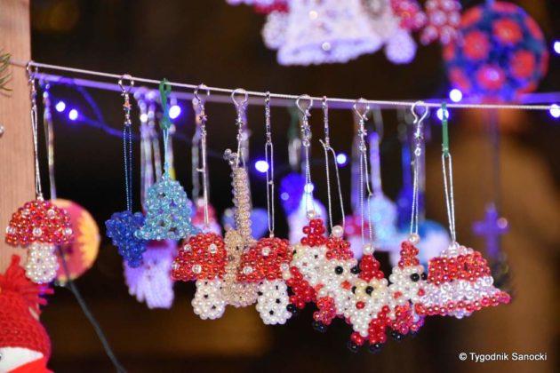 jarmark adwentowy 19 630x420 - Magia świąt Bożego Narodzenia - trwa Jarmark Adwentowy na sanockim Rynku FOTORELACJA