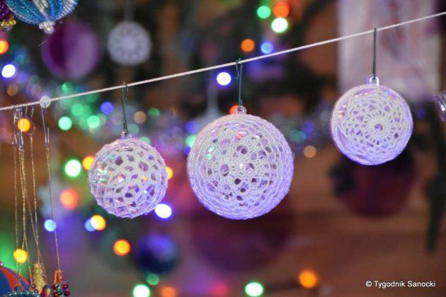 jarmark adwentowy 21 630x420 - Magia świąt Bożego Narodzenia - trwa Jarmark Adwentowy na sanockim Rynku FOTORELACJA