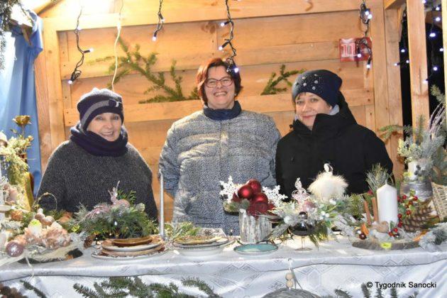 jarmark adwentowy 27 1 630x420 - Magia świąt Bożego Narodzenia - trwa Jarmark Adwentowy na sanockim Rynku FOTORELACJA