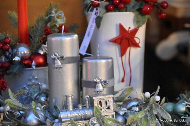 jarmark adwentowy 8 630x420 - Magia świąt Bożego Narodzenia - trwa Jarmark Adwentowy na sanockim Rynku FOTORELACJA