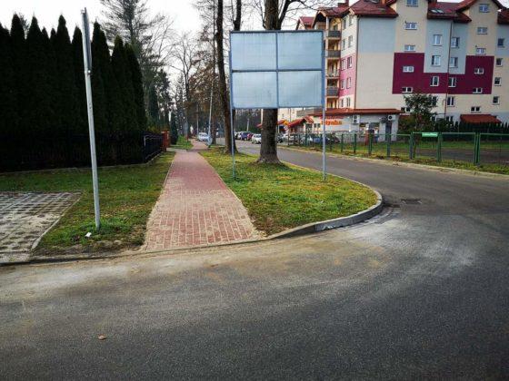 sanok witkiewicza 3 560x420 - Wygodniej na Witkiewicza i Wyspiańskiego