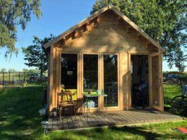 Dlaczego warto postawić dom z drewna?
