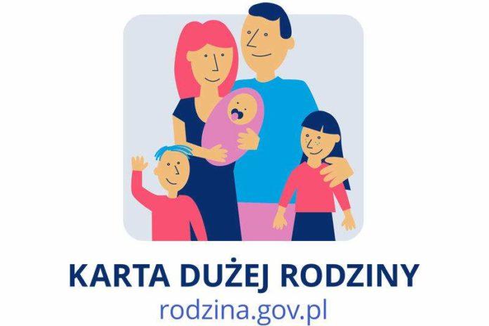 Karta Dużej Rodziny co raz popularniejsza!