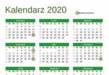Niedziele handlowe w 2020 roku