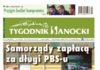 PBS na krawędzi - nowy Tygodnik Sanocki już w sprzedaży