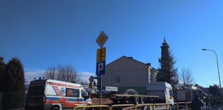 Uwaga! Wypadek na ulicy Lipińskiego - duże korki