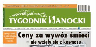 Noworoczny numer Tygodnika Sanockiego już w sprzedaży
