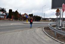 Bark przejścia dla pieszych – mieszkańcy miejscowości Zabłotce proszą o pomoc 3 218x150 - Tygodnik Sanocki