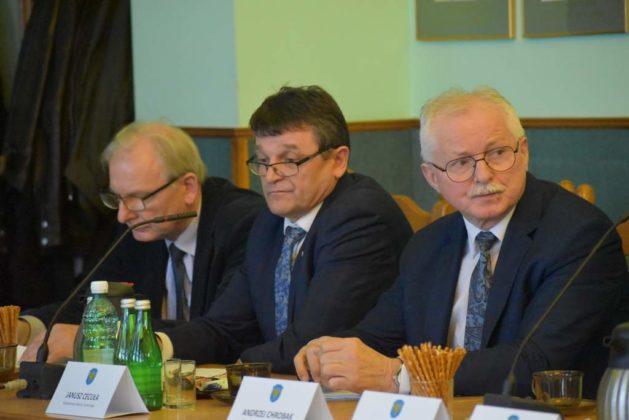 XX Sesja Rady Powiatu Sanockiego - porządek obrad