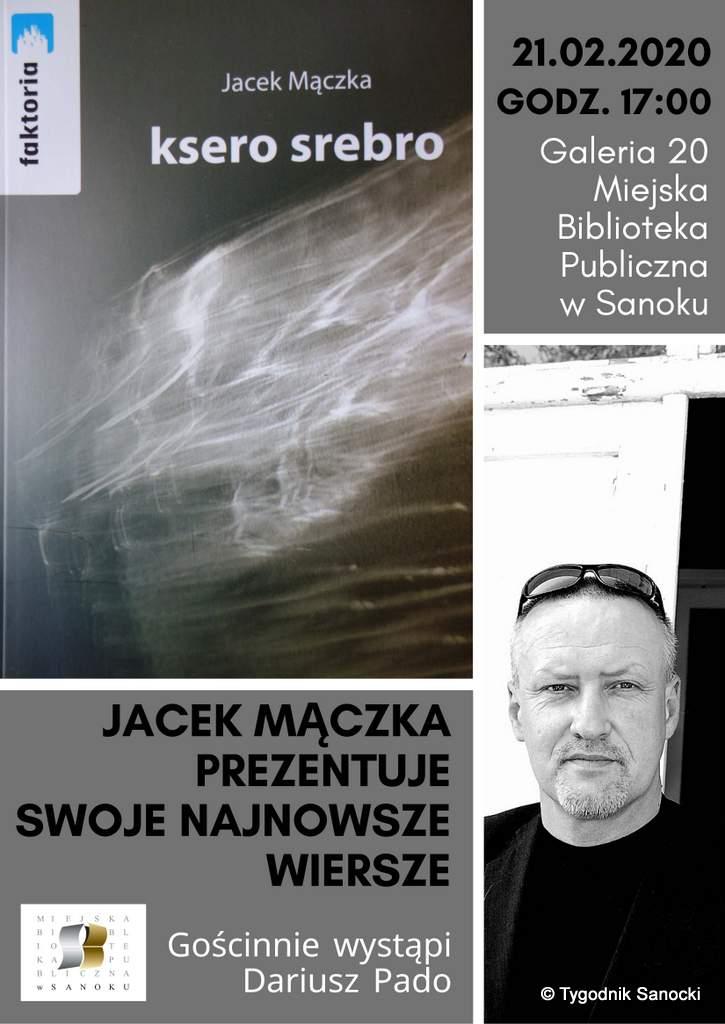 Jacek Mączkaplakat druk - Tygodnik Sanocki