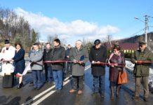Most w Tarnawie Górnej już otwarty