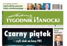 """Co nowego w """"Tygodniku""""? - Czarny piątek czyli skok na kasę"""