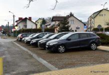 Nowe miejsca parkingowe w Sanoku