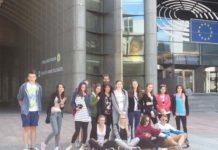 Partnerskie więzi między Szkołą Podstawową Nr 8, a Collège Sainte Ide z Lens we Francji