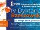 WSPiA zaprasza na IV Dyktando Rzeszowskie