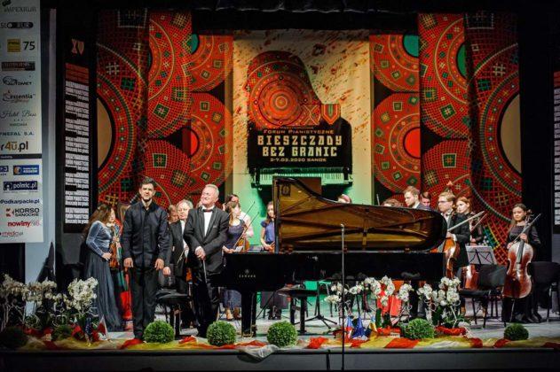 """Wszechstronność umiejętności jest naszym mottem… Zakończenie XV edycji Międzynarodowego Forum Pianistycznego """"Bieszczady bez granic"""""""