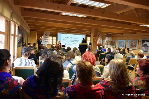 konferencja 59 630x420 - Razem czy osobno?  Nabożeństwo ekumeniczne i konferencja na zakończenie szeregu wydarzeń