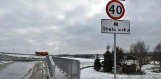 Mieszkańcy Stróż Małych i Płowiec zauważyli nieprawidłowości w budowanym łączniku obwodnicy i ulicy Konopnickiej - interwencja