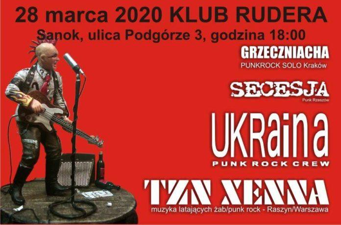 Koncert TZN Xenna - Ukraina - Secesja
