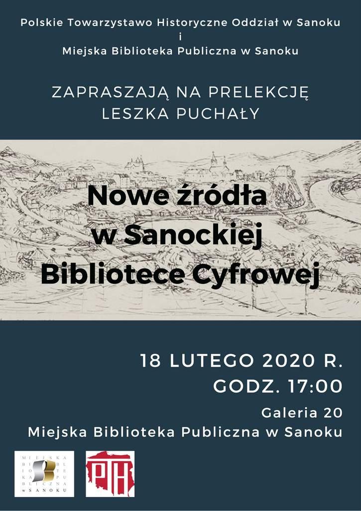 zaproszenie PTH 2 - Tygodnik Sanocki