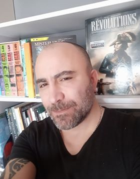 Antonio Marinetti sanoczanin z wyboru
