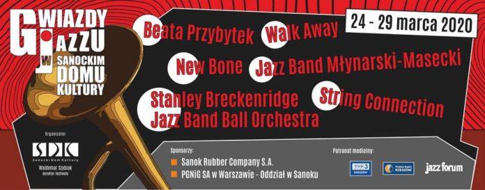 Festiwal Gwiazdy Jazzu w Sanockim Domu Kultury