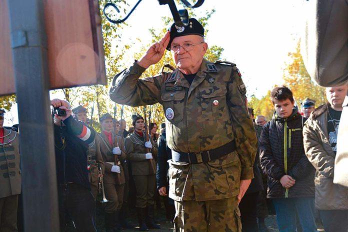 Janusz Niemiec (Żubryd) najmłodszy więzień polityczny Polski Ludowej