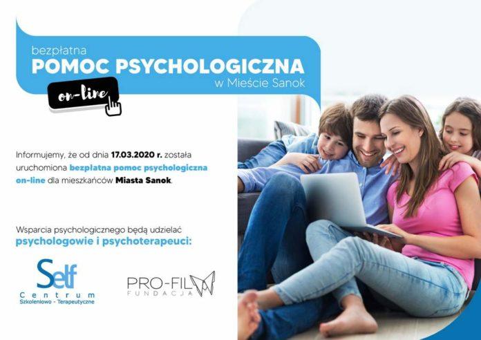 Bezpłatna pomoc psychologiczna - inicjatywa CST Self