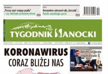 Koronawirus coraz bliżej nas - nowy Tygodnik już w punktach sprzedaży prasy