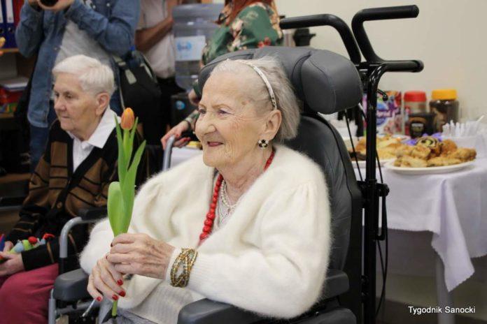 Wyjątkowy dzień niezwykłych kobiet w Domu Pomocy Społecznej