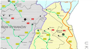 Nowy szlak rowerowy w Bieszczadach