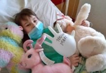 Pomóżmy małej Spartance w walce z białaczką