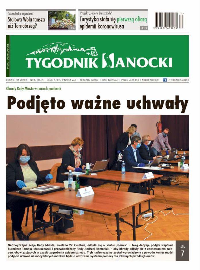Podjęto ważne uchwały, pożegnanie Tadeusza Pióro - jutro nowy numer Tygodnika w punktach sprzedaży
