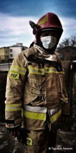 Strażacy zawsze w gotowości
