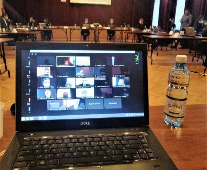 XXVII Nadzwyczajna sesja Rady Miasta Sanoka VIII - przebieg