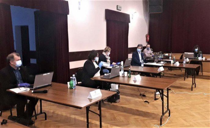 Porządek obrad XXXIII Sesji Rady Miasta Sanoka VIIIkadencji