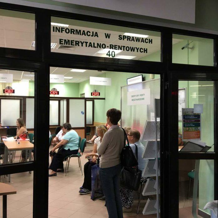 Dyżur telefoniczny poświęcony sprawom emerytalno-rentowym