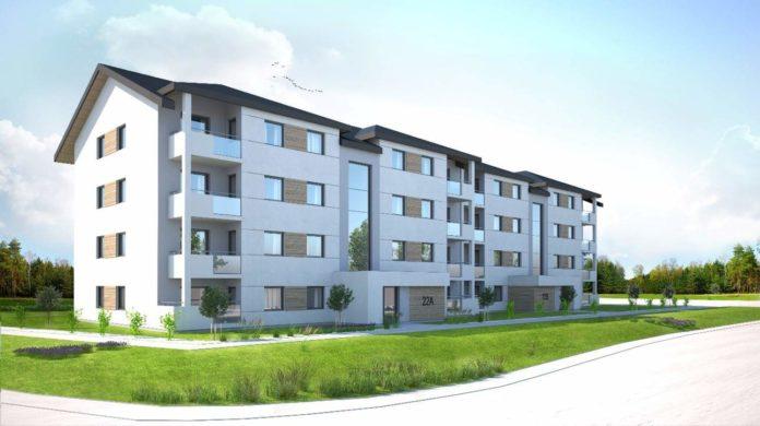 W mieście powstanie 70 nowych mieszkań