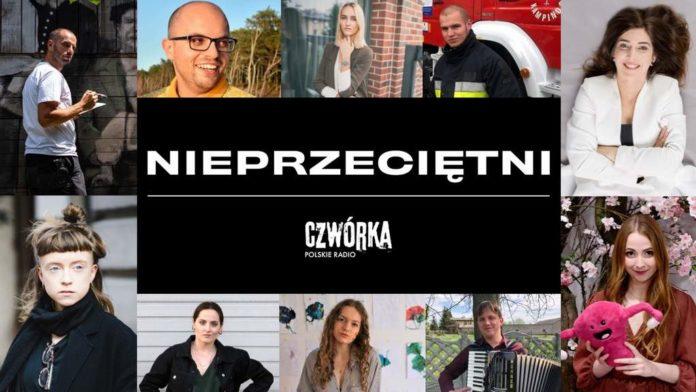 NIEPRZECIĘTNI 2020. Spośród 420 kandydatów Czwórka wybrała 10 finalistów, a wśród nich znalazł się Arkadiusz Andrejkow