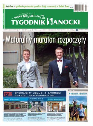 Maturalny maraton rozpoczęty - czyli co nowego w Tygodniku Sanockim
