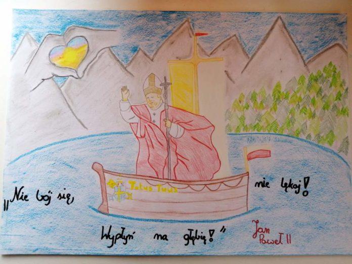 Wyniki konkursu rysunkowego dla dzieci