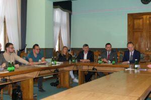 Velo San – spotkanie partnerów projektu drogi rowerowej w dolinie Sanu