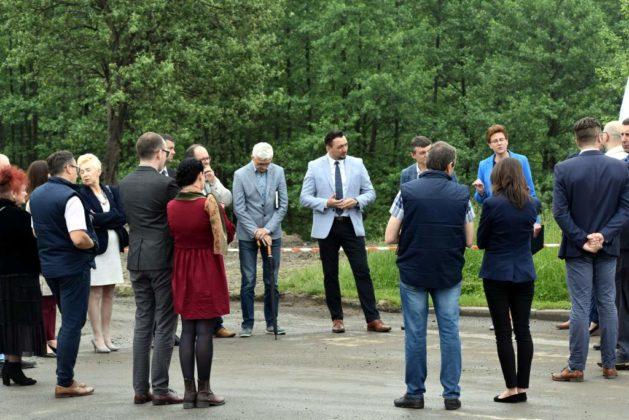 Gromadzenie wód i czystość brzegów – spotkanie wójtów i burmistrzów z kierownictwem PGW Wody Polskie Zarząd Zlewni w Przemyślu