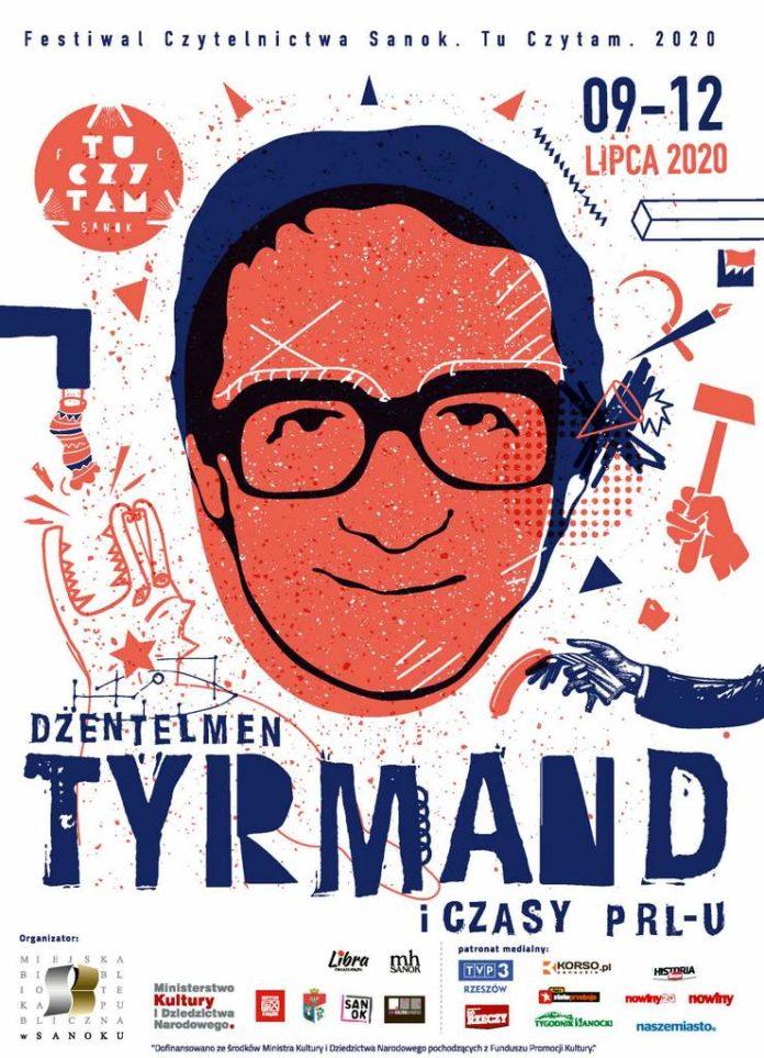 Tu Czytam. 2020 – Dżentelmen Tyrmand i czasy PRL - u