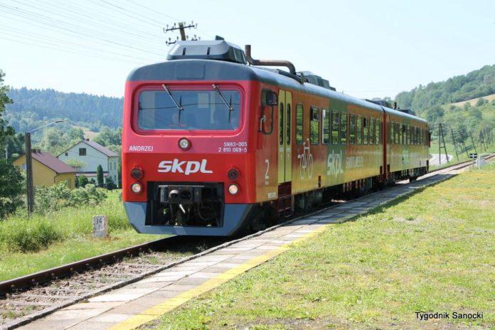 Ruszyły pociągi z Sanoka do Łupkowa