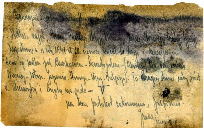 Niecodzienne znalezisko podczas budowy gazociągu - dokument przeleżał w butelce 78 lat!